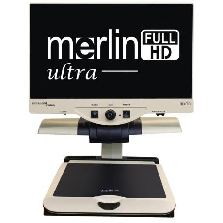 墨林HD桌上型擴視機