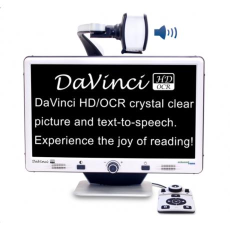 達芬奇HD桌上型擴視機
