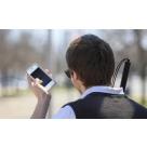 盲人iphone