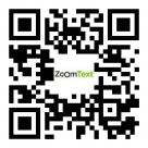 ZoomText群組QR Code